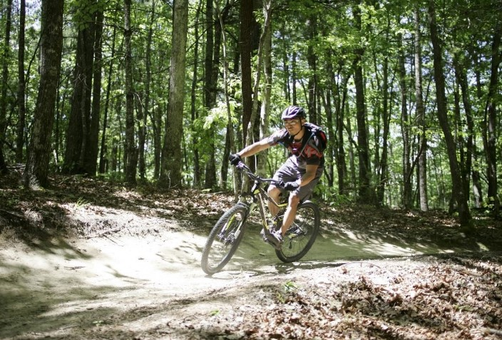 The North/South Trail Mountain Bike Adventure Challenge