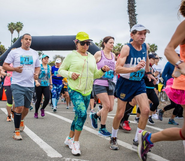 The Ocean's Run 1/2 Marathon & 5K and Kids Fun Run!